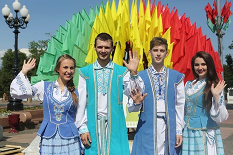 The 11th Festival of National Cultures in Grodno